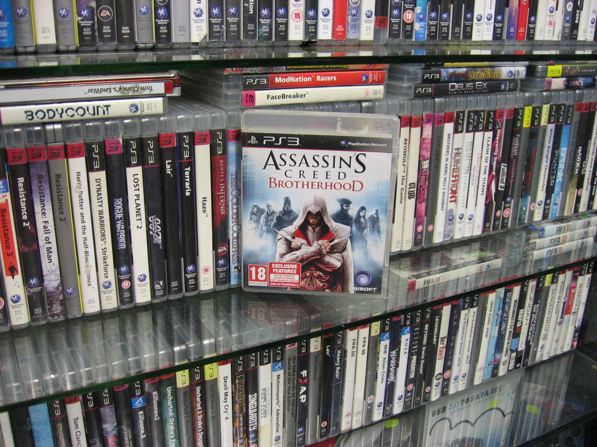 Assassins Creed Brotherhood - GRA PS3 Opole 0019