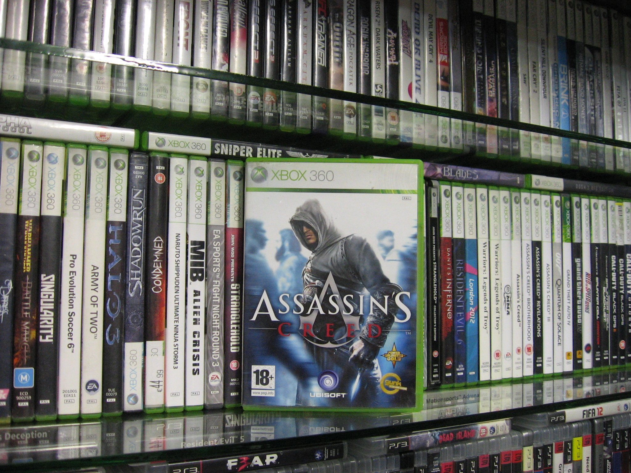 Assassin's Creed - GRA XBOX 360 Sklep