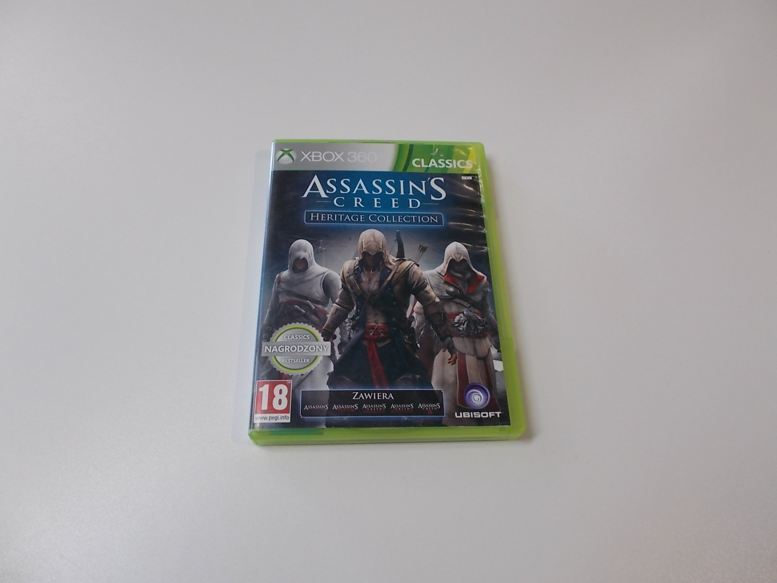 Assassin's Creed Heritage Collection - GRA Xbox 360 - Opole 0437
