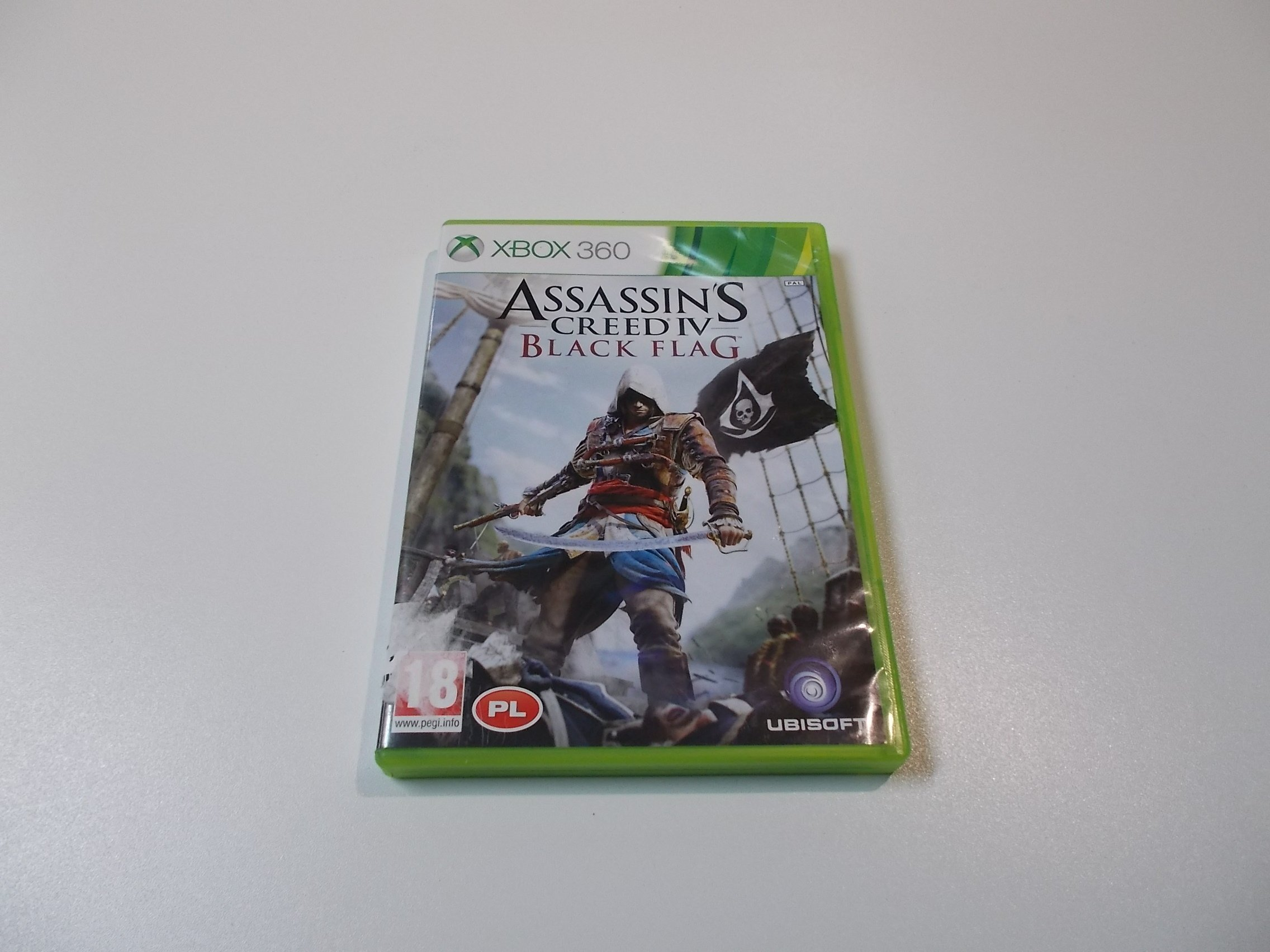 Assassin's Creed IV: Black Flag - GRA Xbox 360 - Sklep
