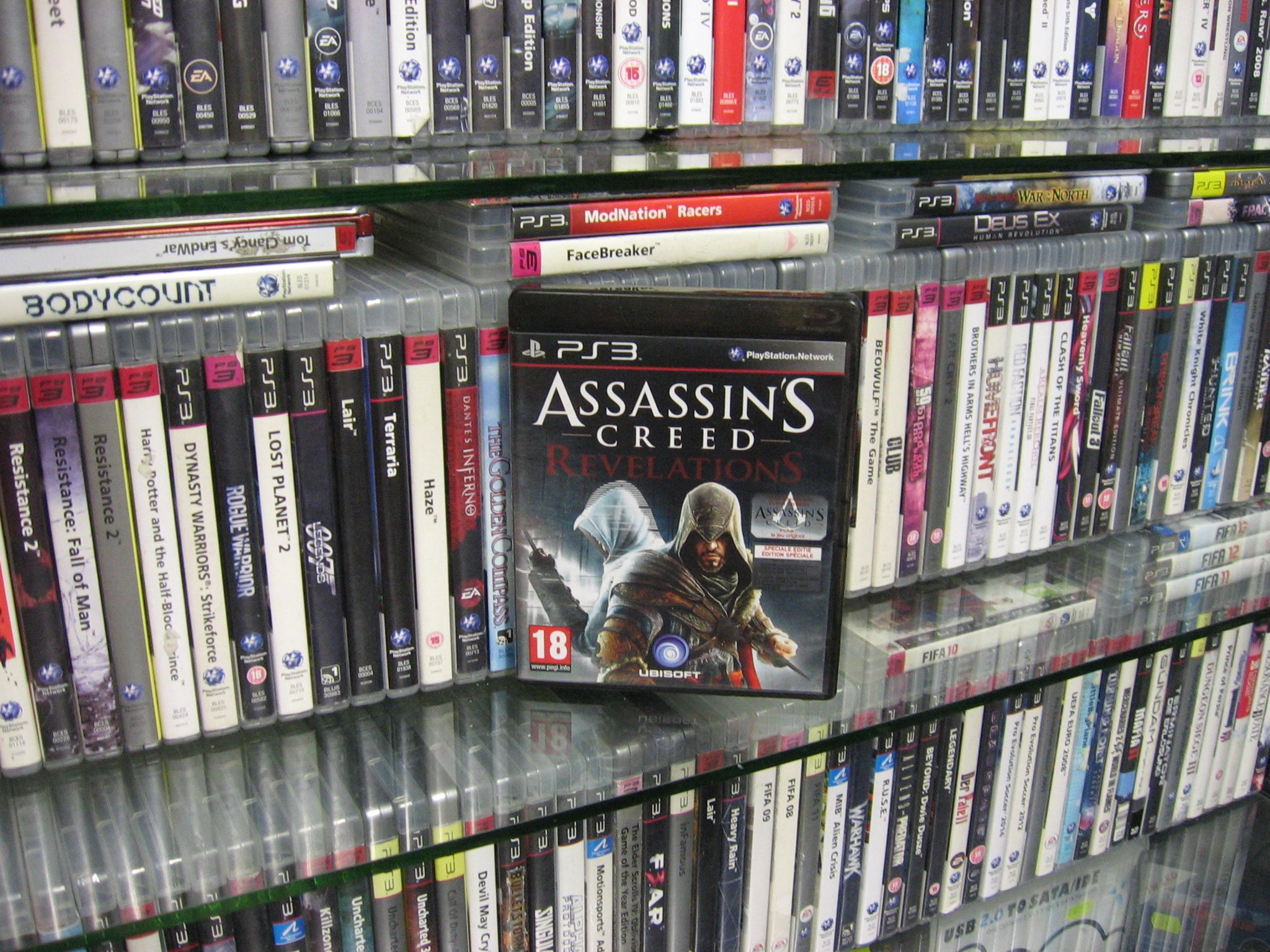 Assassin's Creed Revelations - GRA Ps3 - Opole 0021