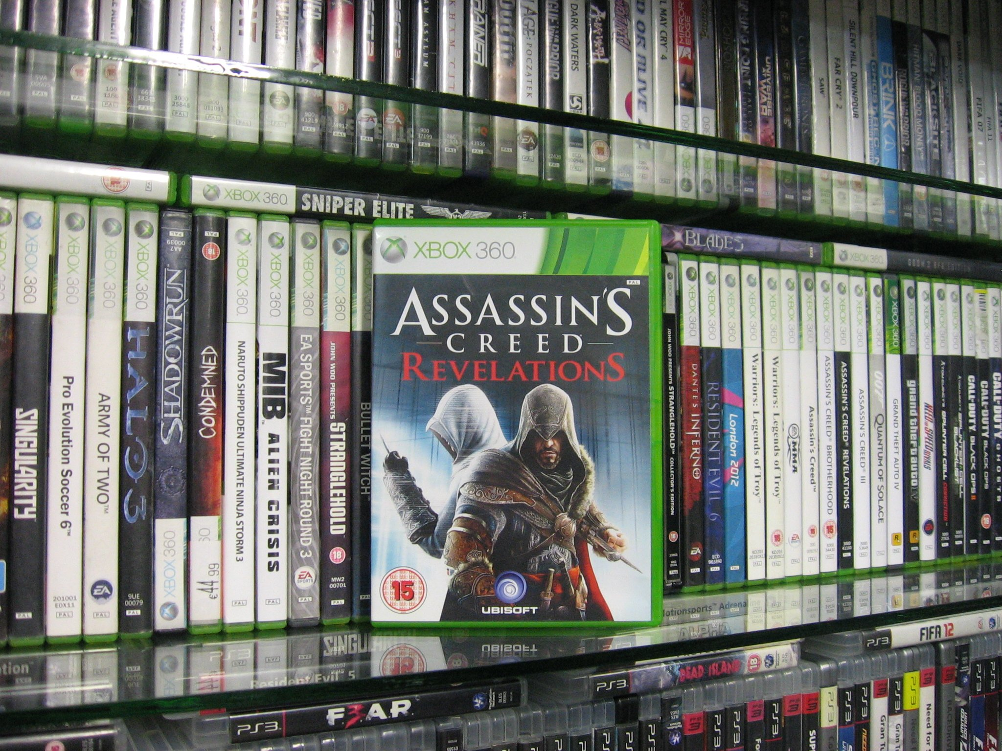 Assassin's Creed Revelations - GRA XBOX 360 Opole 0056