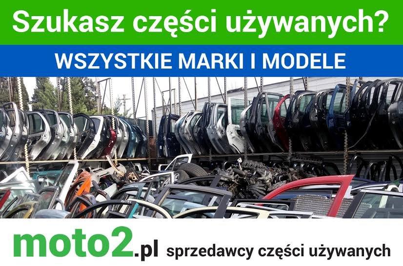 Audi części używane Moto2