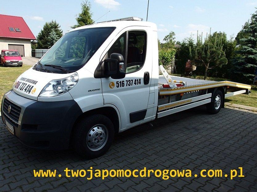 Auto naprawa Pomoc Drogowa 24h/7 auto laweta Katowice Sosnowiec Dąbrowa Górnicza Myslowice