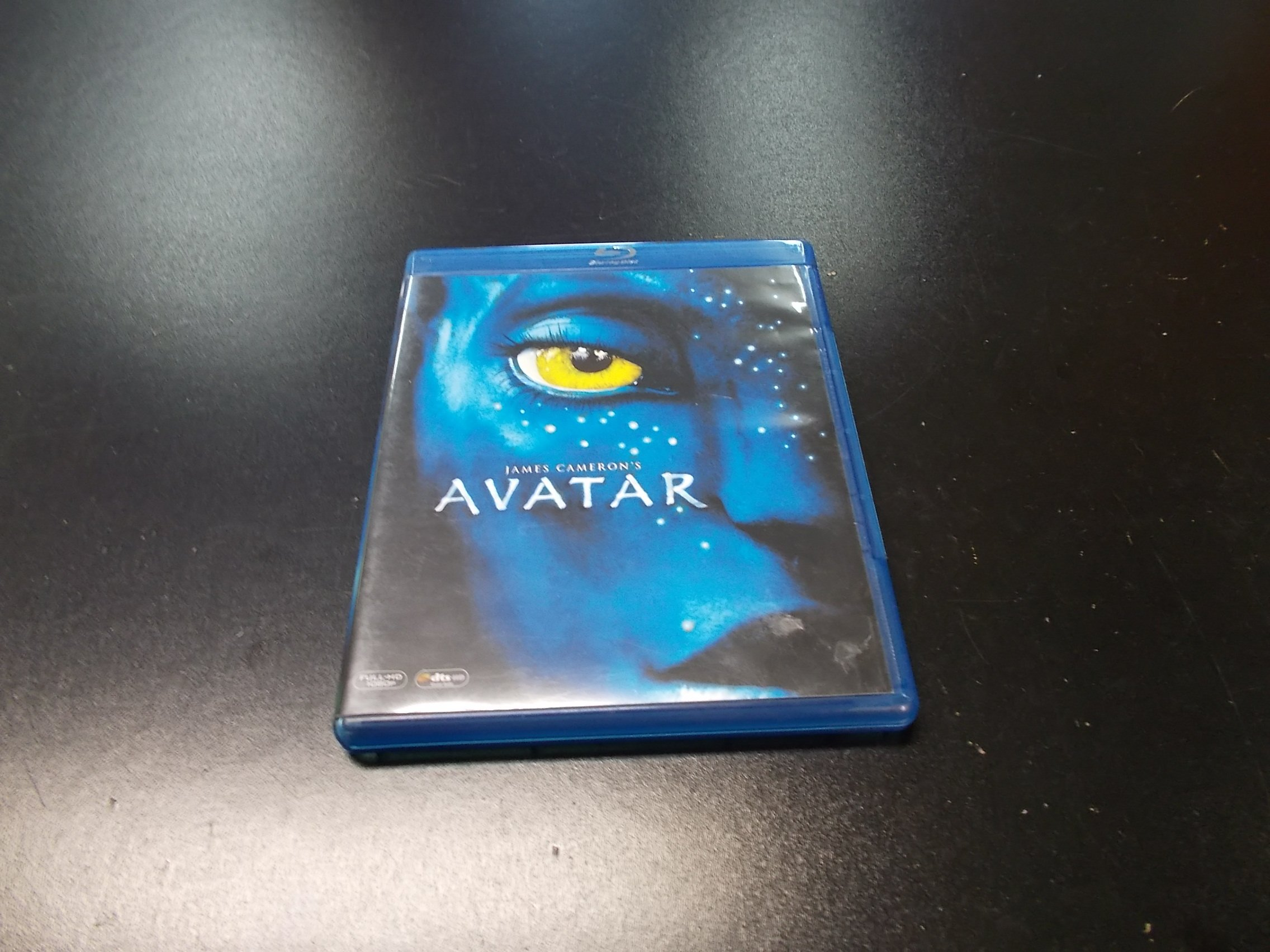 Avatar - Blu-Ray - Sklep