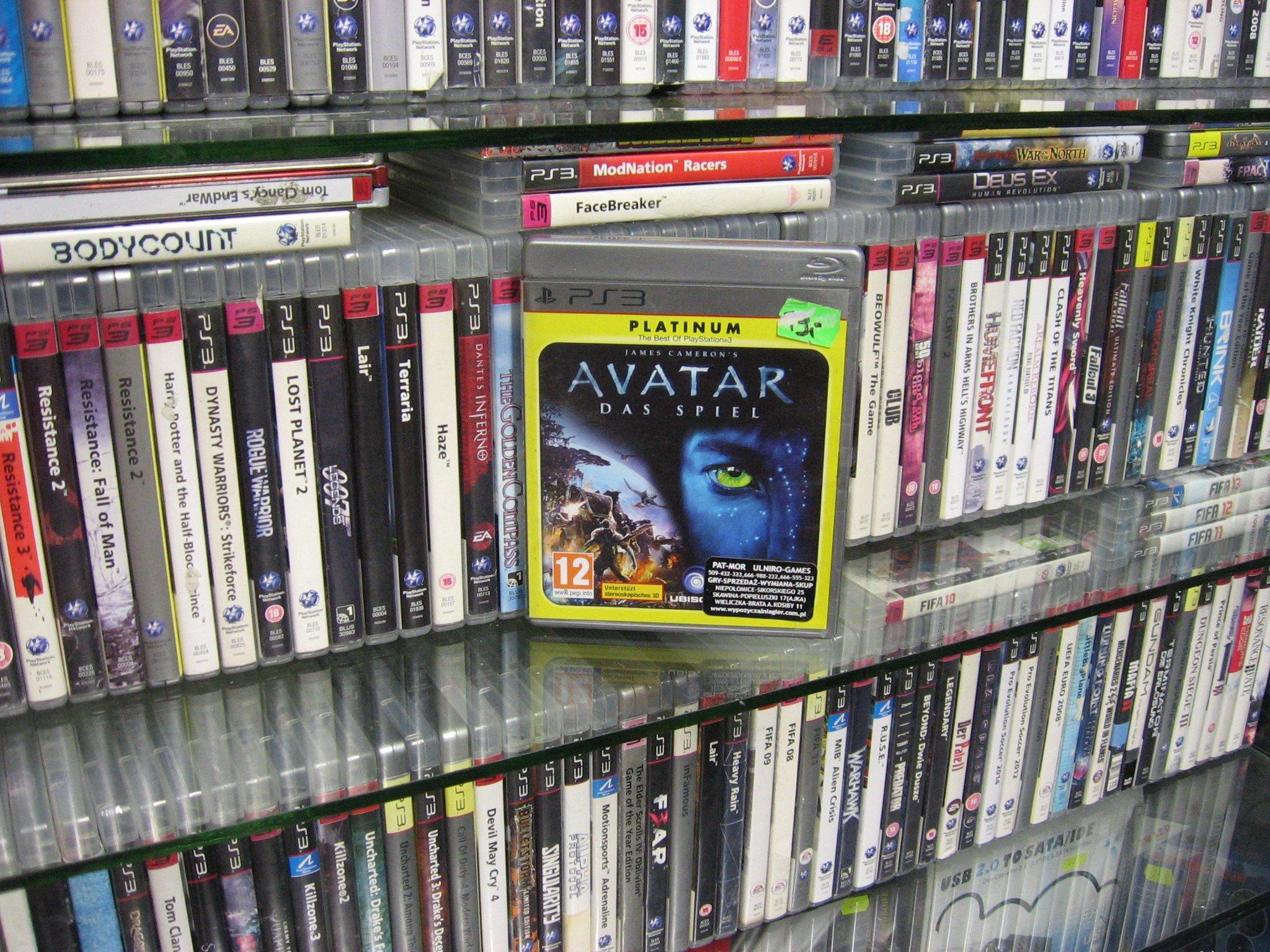 Avatar - GRA PS3 Sklep 0038