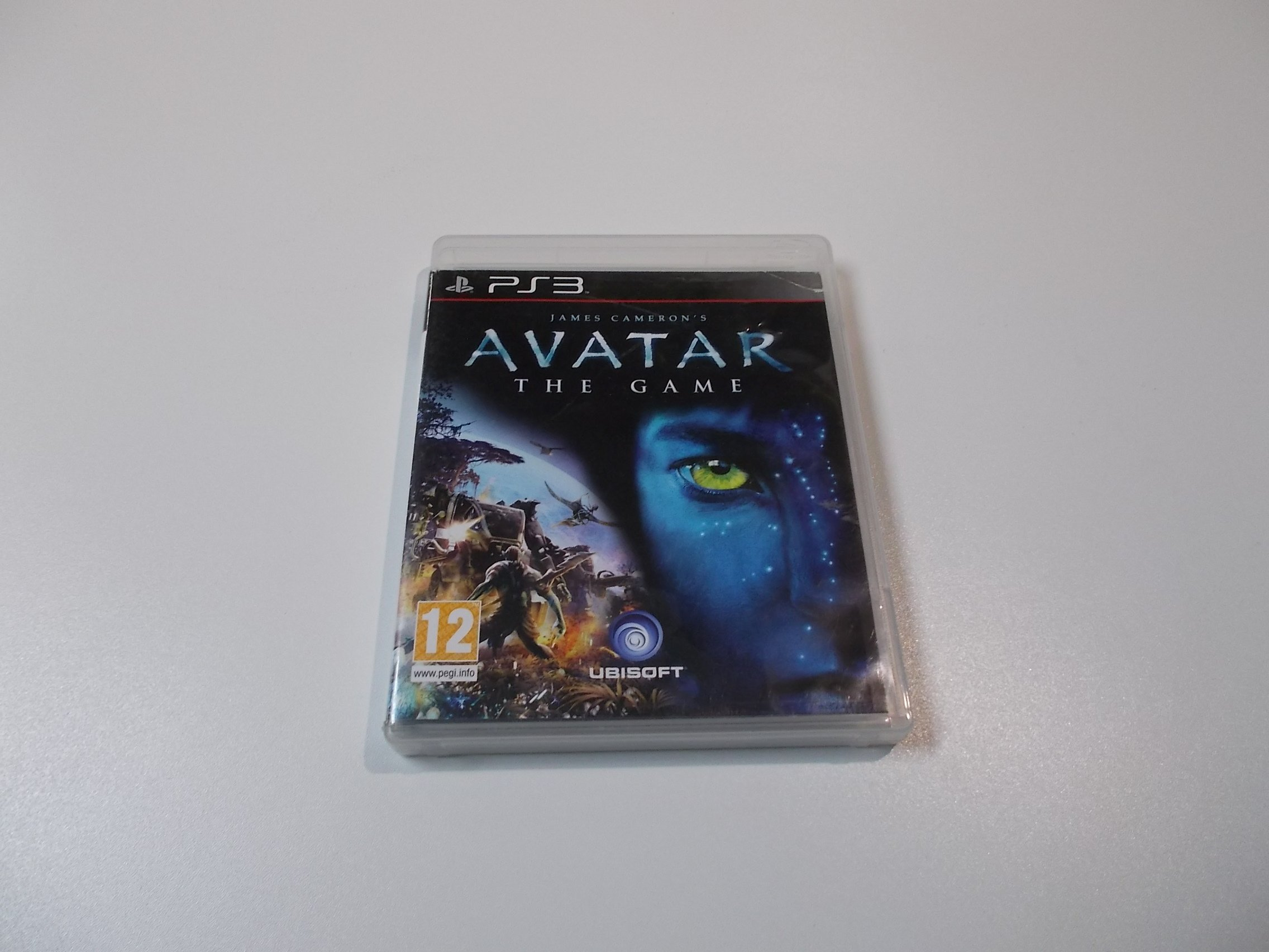Avatar The Game - GRA Ps3 - Sklep