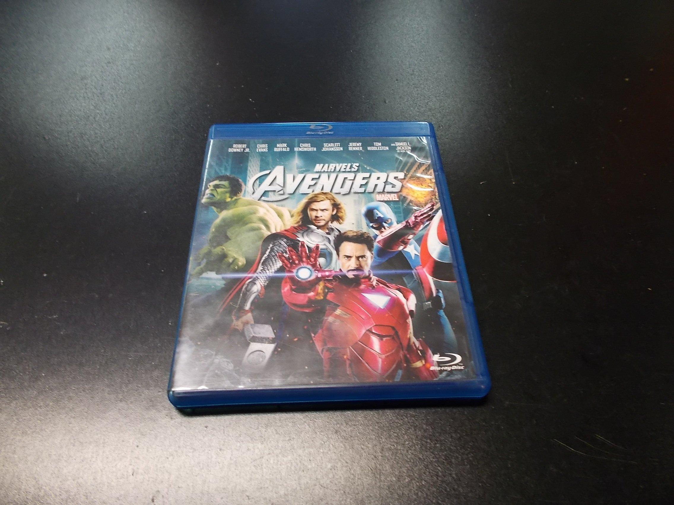 Avengers - Blu-ray - Sklep