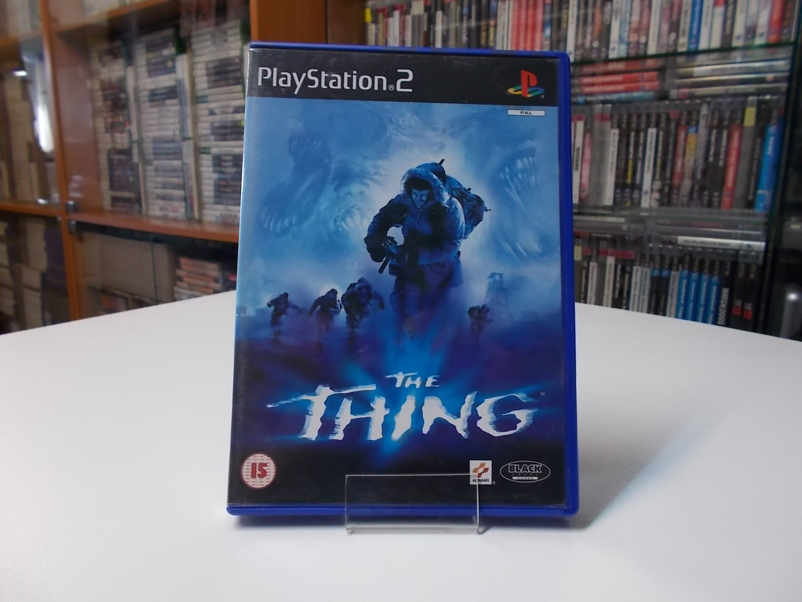 The Thing - GRA Ps2 - Opole 0515