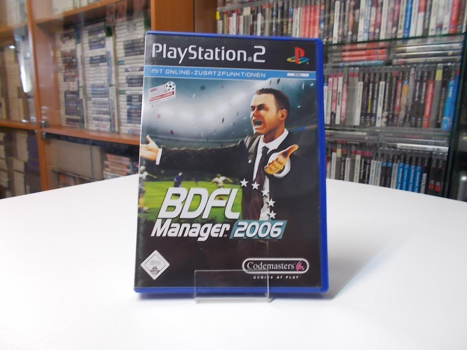 BDFL MANAGER 2006 - GRA Ps2 - Opole 0509