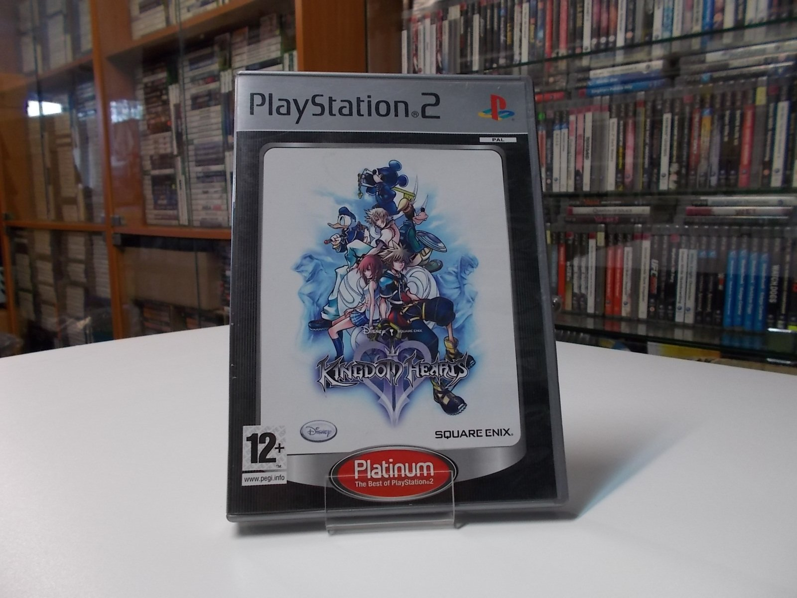 Kingdom Hearts II - GRA Ps2 - Opole 0517