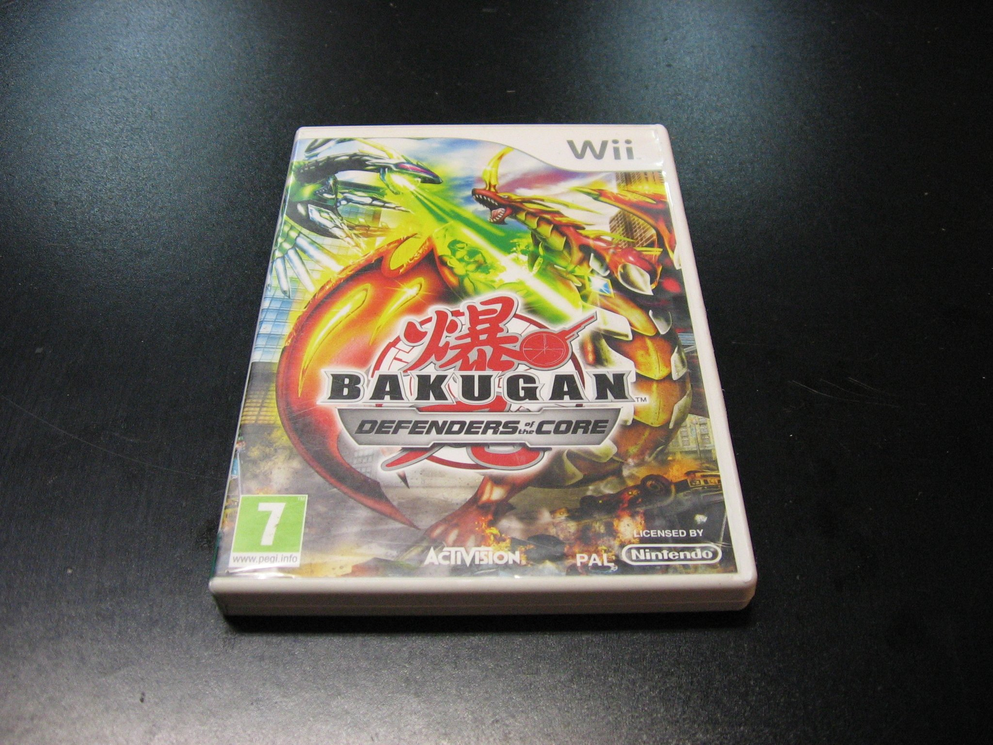 Bakugan Defenders of the Core - GRA Nintendo Wii Sklep