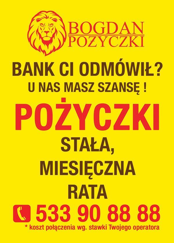 Bank odmówił Ci pieniędzy? My Ci pożyczymy!!!