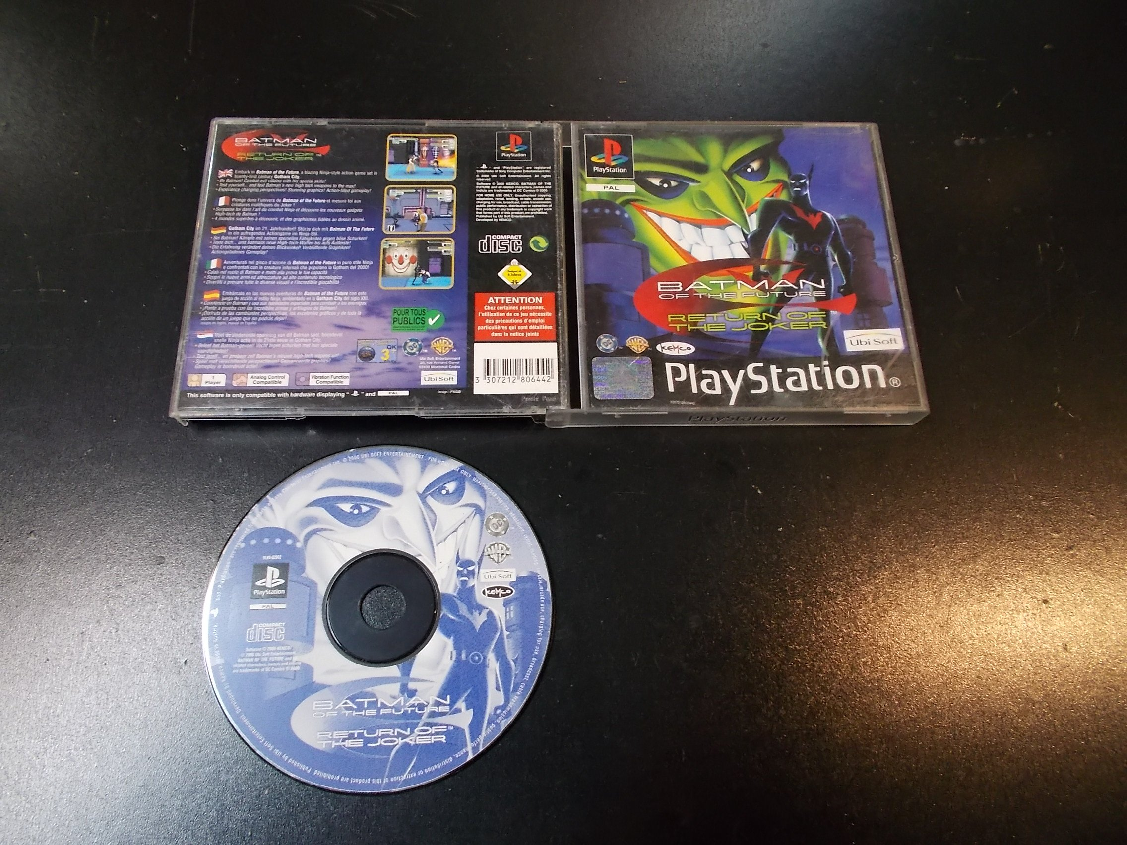 Batman Of The Future - GRA Psx Ps1 Sklep