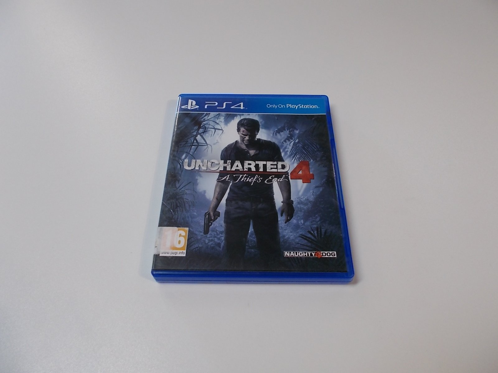 Uncharted 4: A Thiefs End - GRA Ps4 - Opole 0535