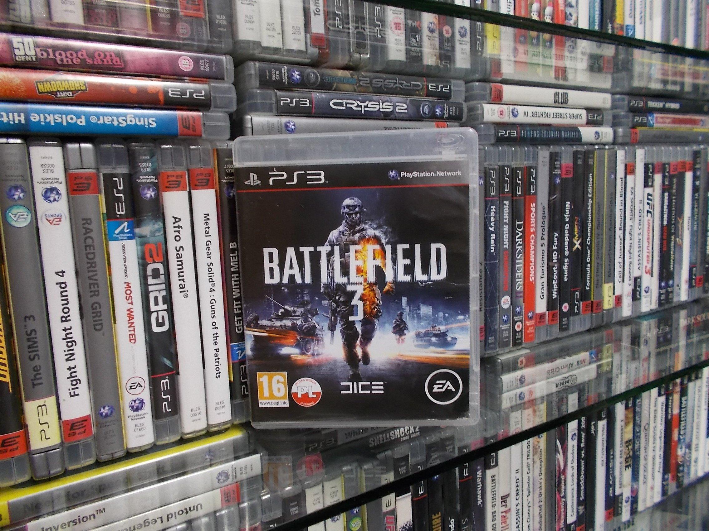 Battlefield 3 PL - GRA PS3 - Opole 0200