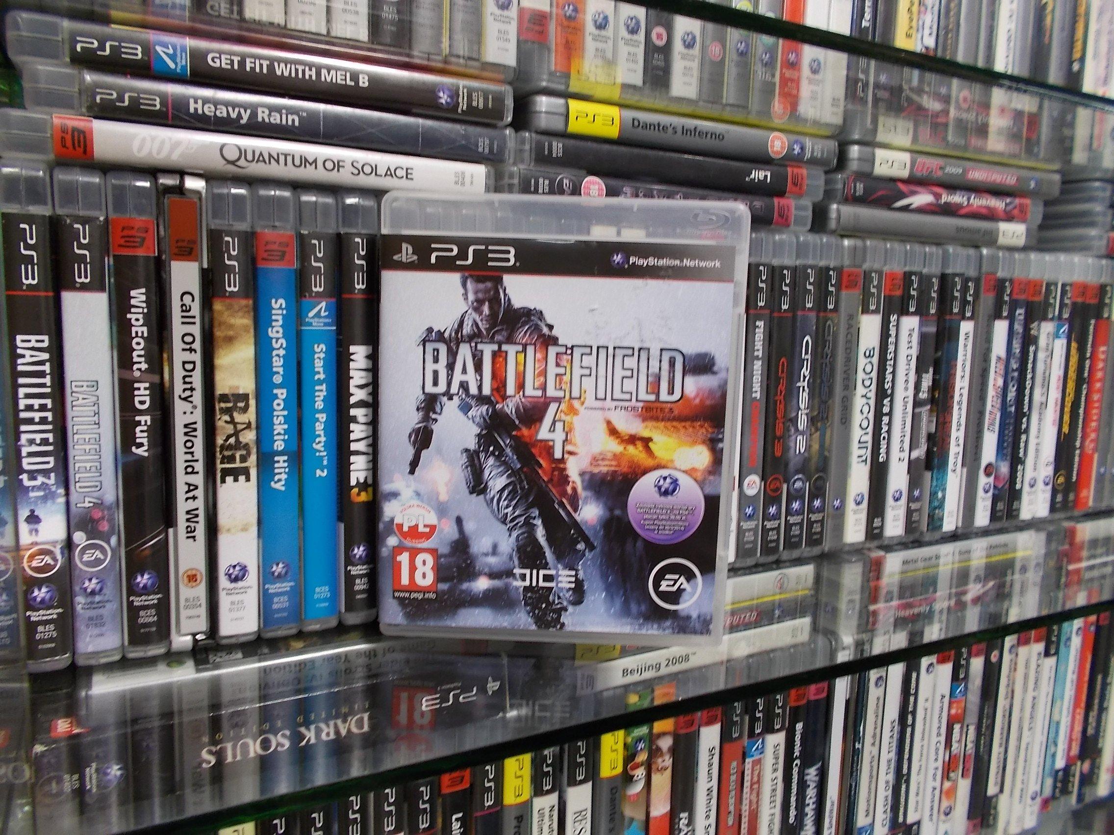 Battlefield 4 PL - GRA PS3 Opole 0195
