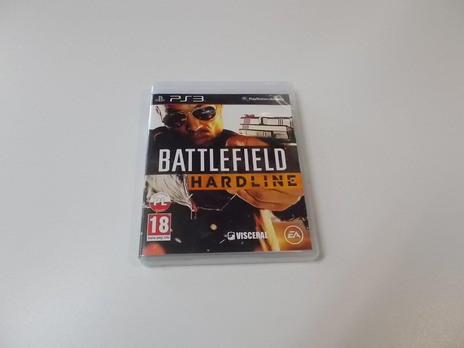 Battlefield Hardline - GRA Ps3 - Opole 0449