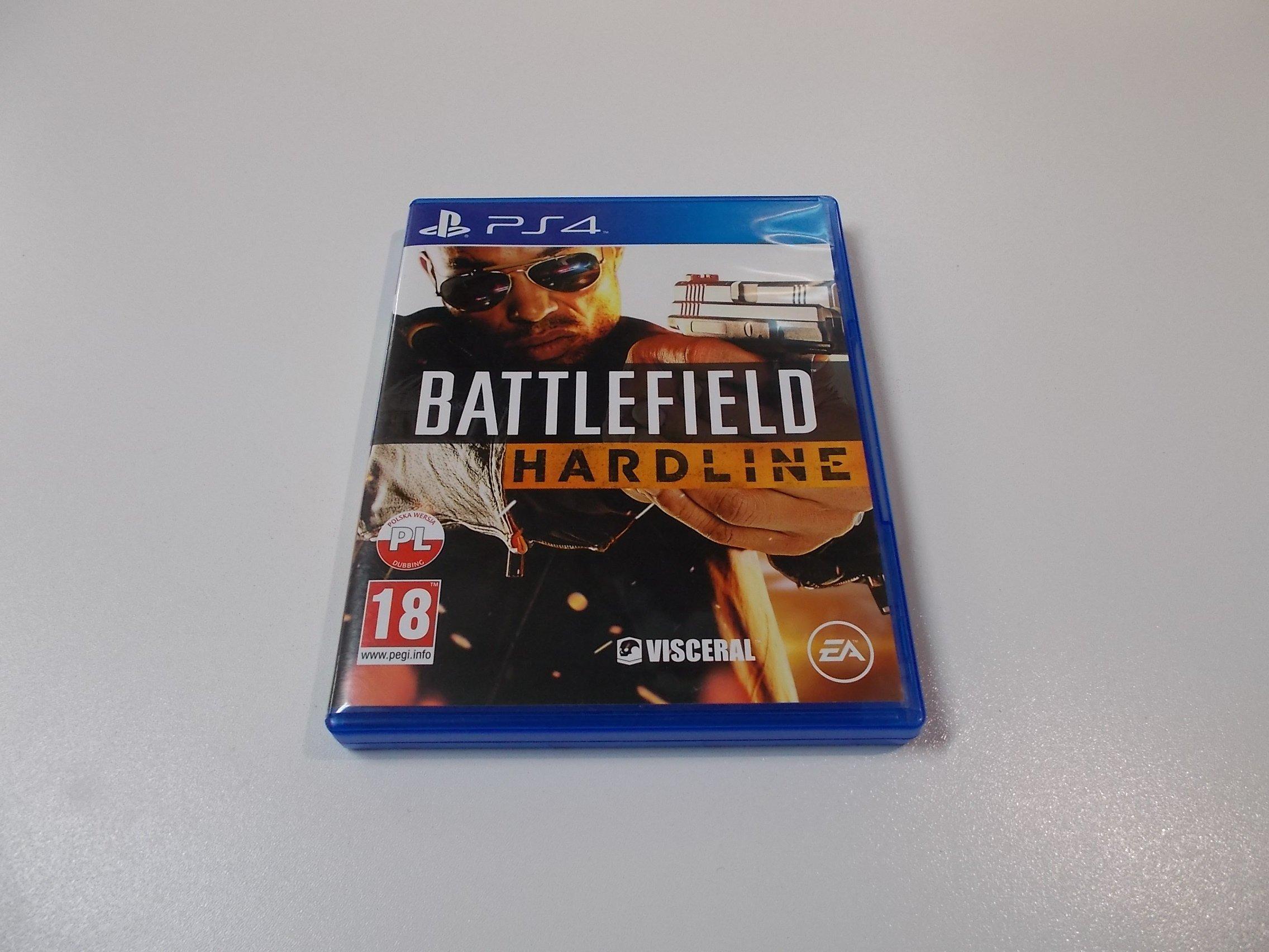 Battlefield Hardline - GRA Ps4 - Opole 0429