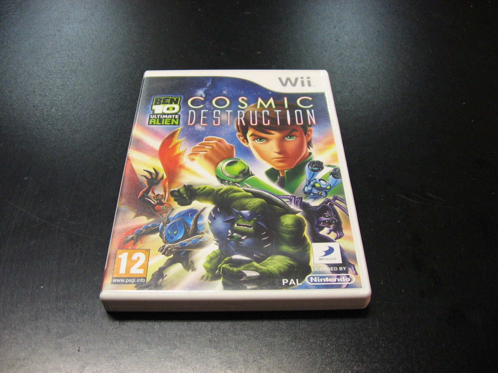 Ben 10 Ultimate alien Cosmic Destruction - GRA Nintendo Wii Sklep