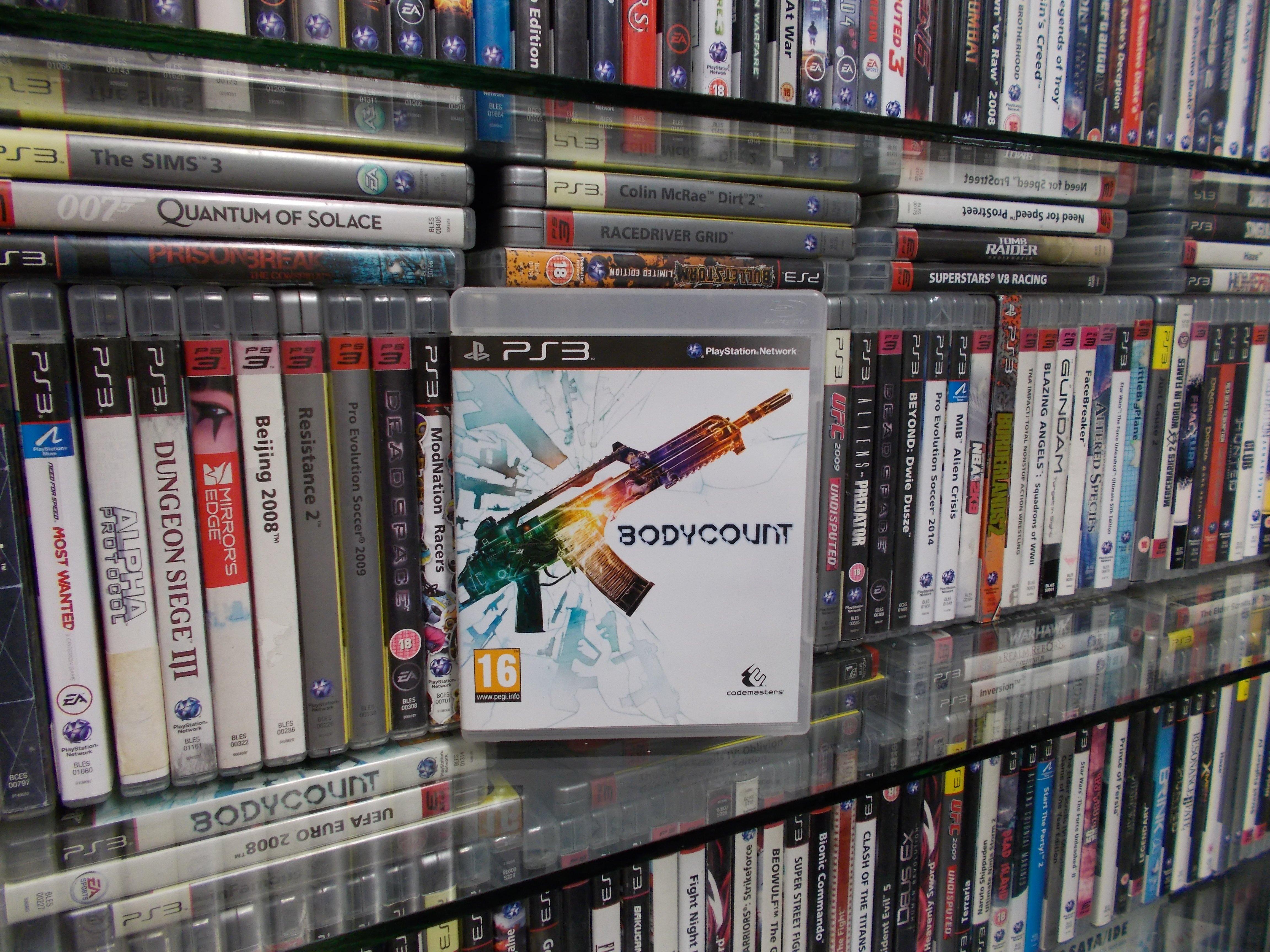 Bodycount - GRA PS3 Sklep