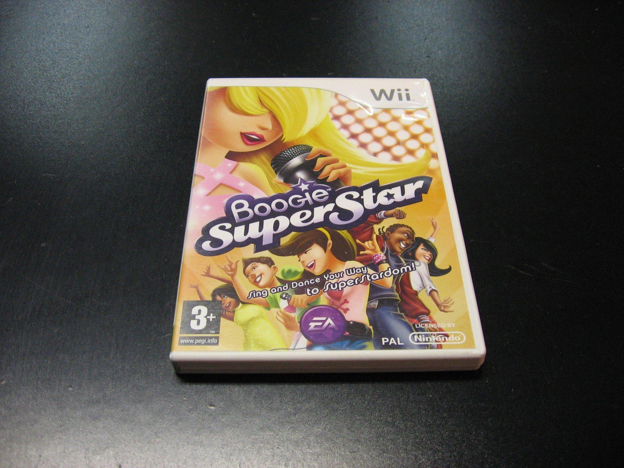 Boogie Superstar - GRA Nintendo Wii Sklep