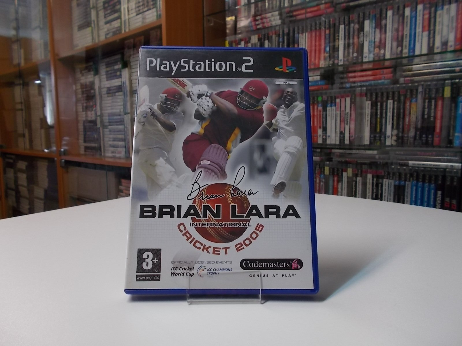 Brian Lara International Cricket 2005 - GRA Ps2 - Opole 0498