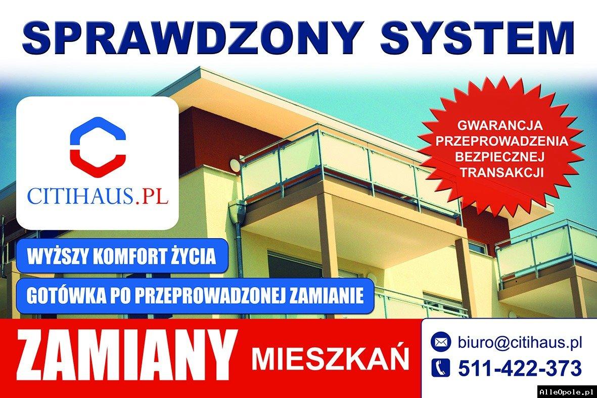 CITIHAUS - SPRAWDZONY SYSTEM ZAMIAN