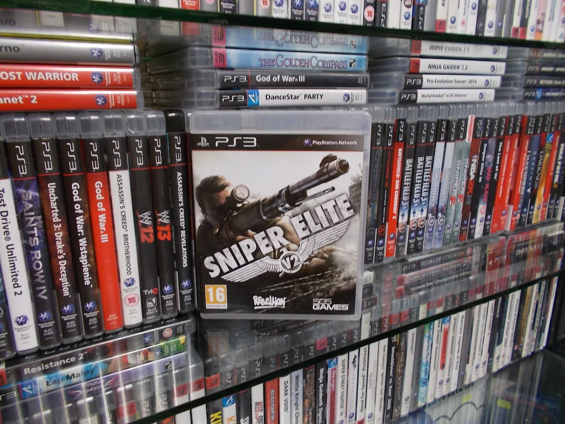 Sniper Elite V2 - GRA PS3 - Sklep