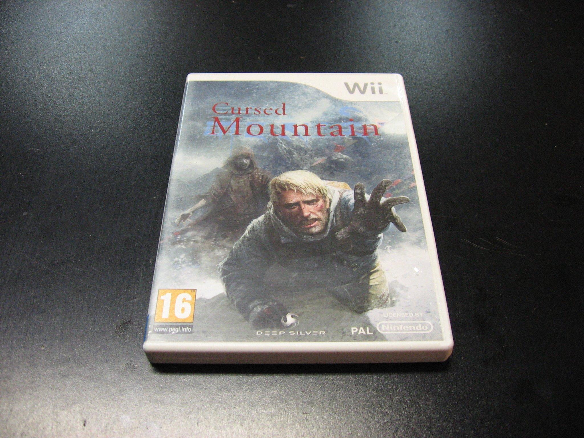 CURSED MOUNTAIN - GRA Nintendo Wii Sklep