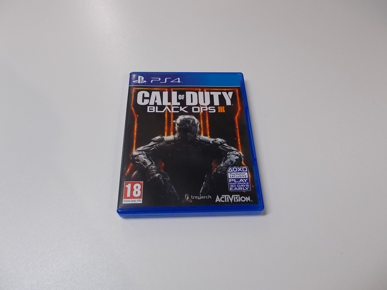 Call Of Duty Black Ops 3 - GRA Ps4 - Opole 0482