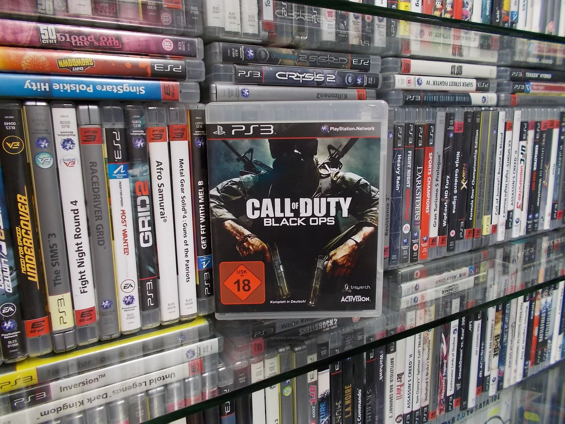 Call of Duty Black OPS - GRA PS3 - Sklep