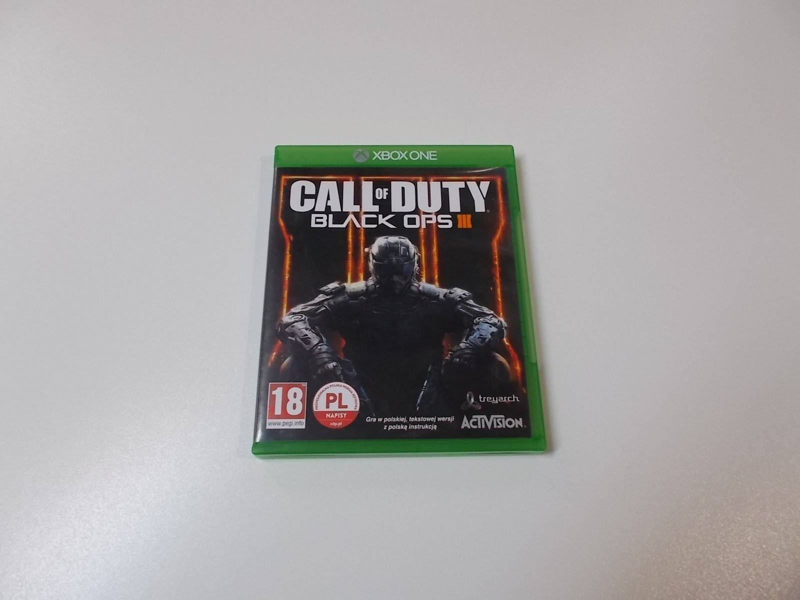 Call of Duty Black Ops III - GRA Xbox One - Opole 0460