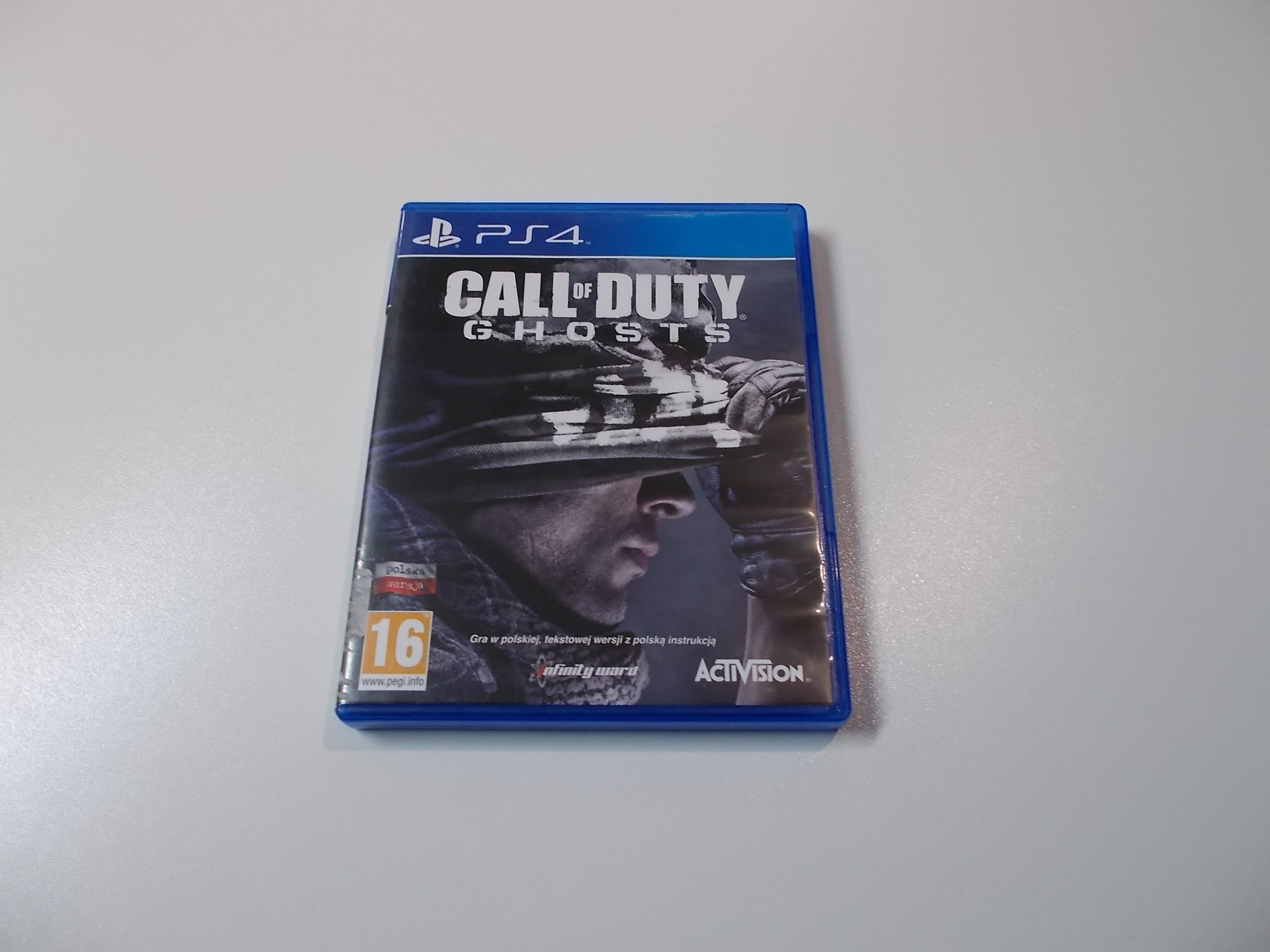 Call of Duty Ghosts - GRA Ps4 - Sklep ALFA Opole 0372