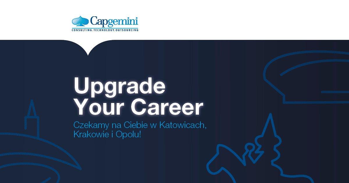Capgemini - Asystent ds. Wsparcia Klienta z językiem angielskim lub niemieckim