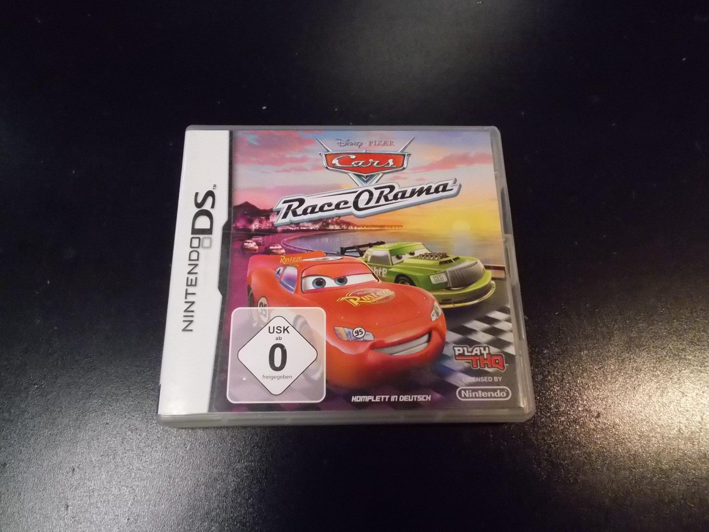 Cars Race O Rama - GRA Nintendo DS Sklep