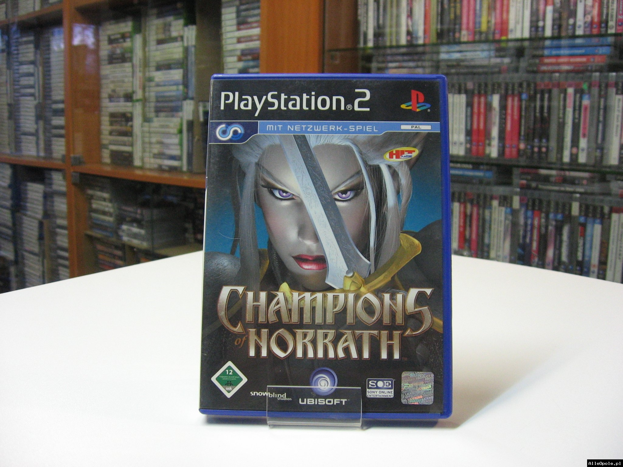 Champions of Norrath - GRA Ps2 - Opole 0569