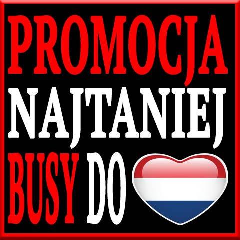 Codziennie wyjazdy z Polski do Holandii :)