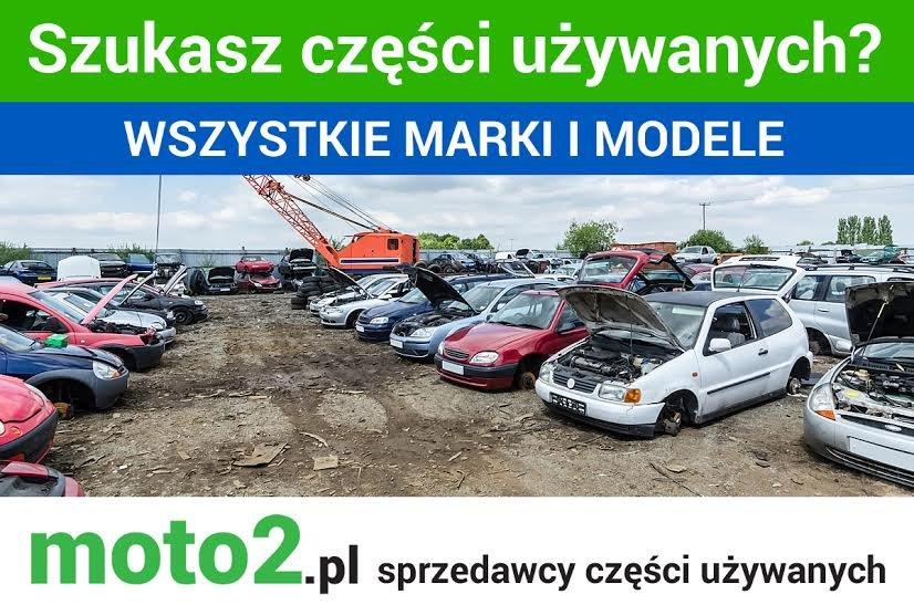 Części używane do samochodów francuskich Moto2.pl