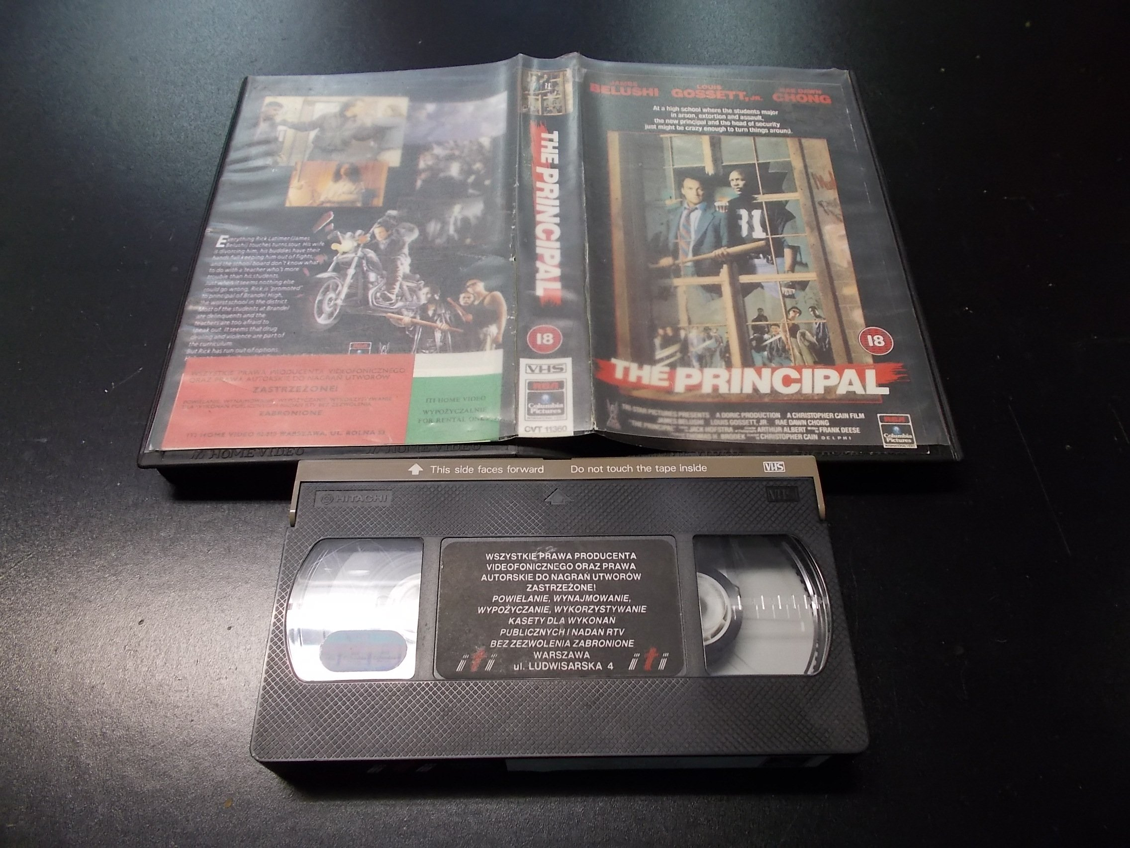 DYREKTOR SZKOŁY -  kaseta VHS - 1296 Opole - AlleOpole.pl