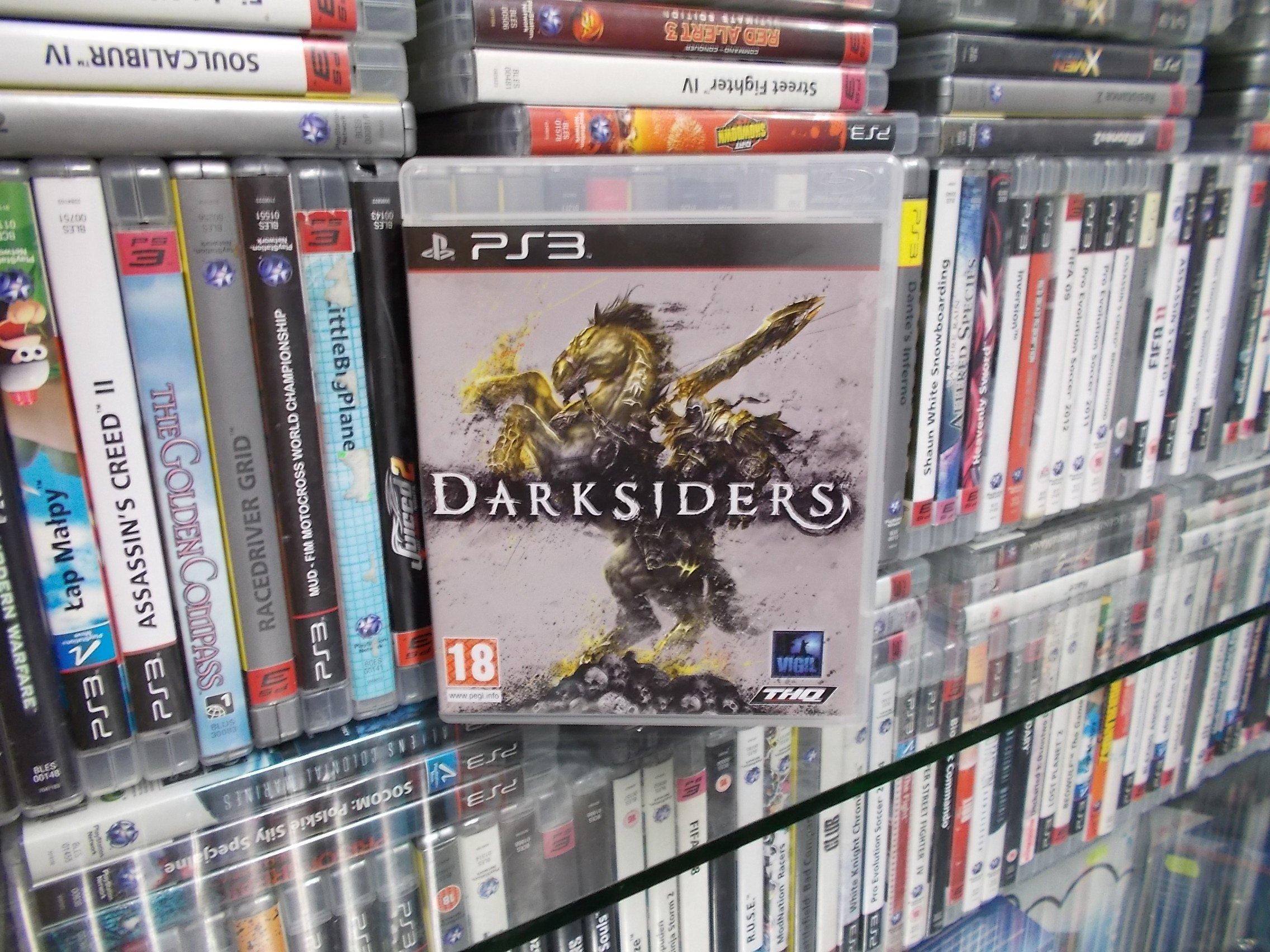 Darksiders - GRA PS3 - Opole 0016