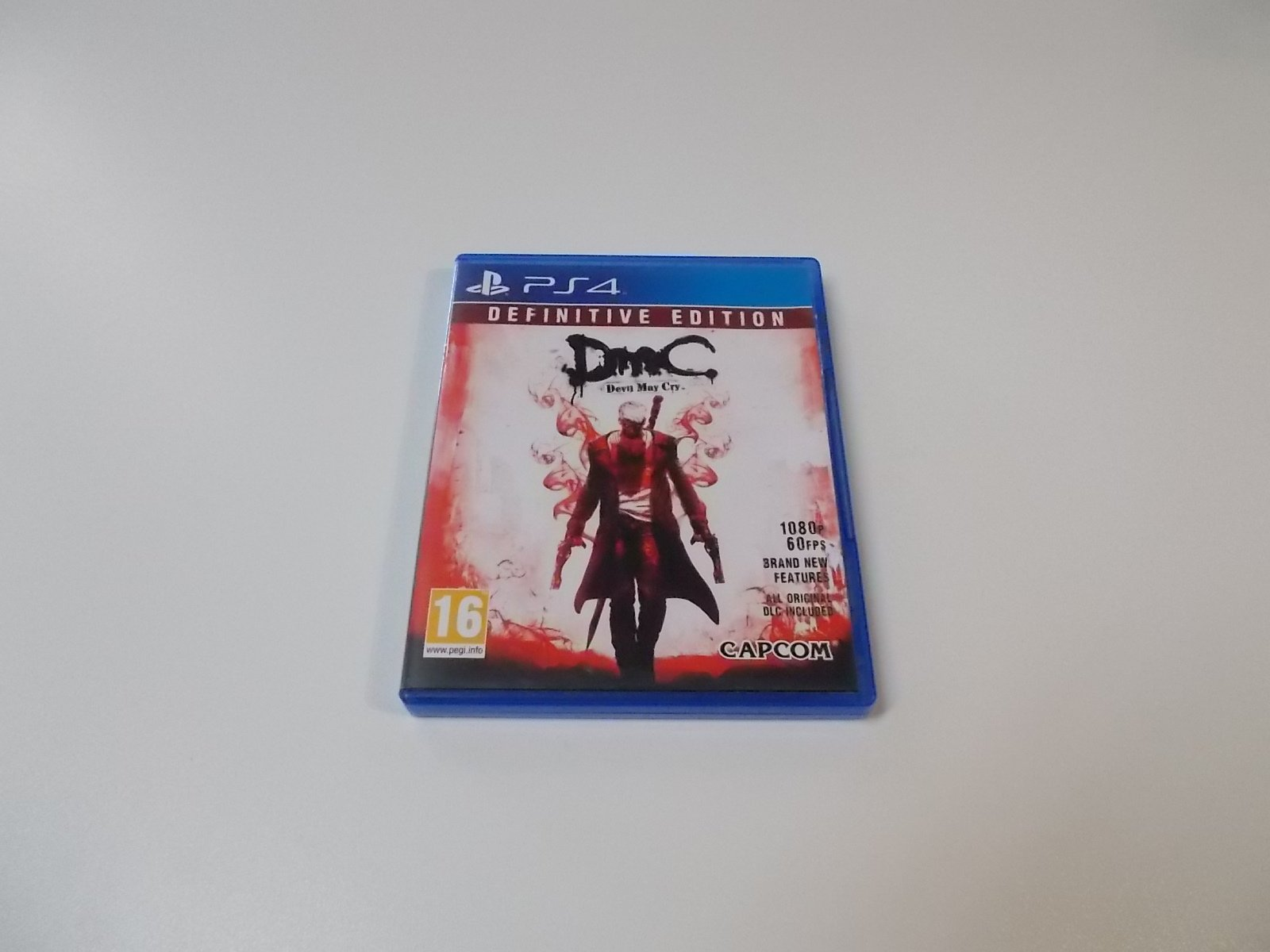Devil May Cry DMC - GRA Ps4 - Opole 0540