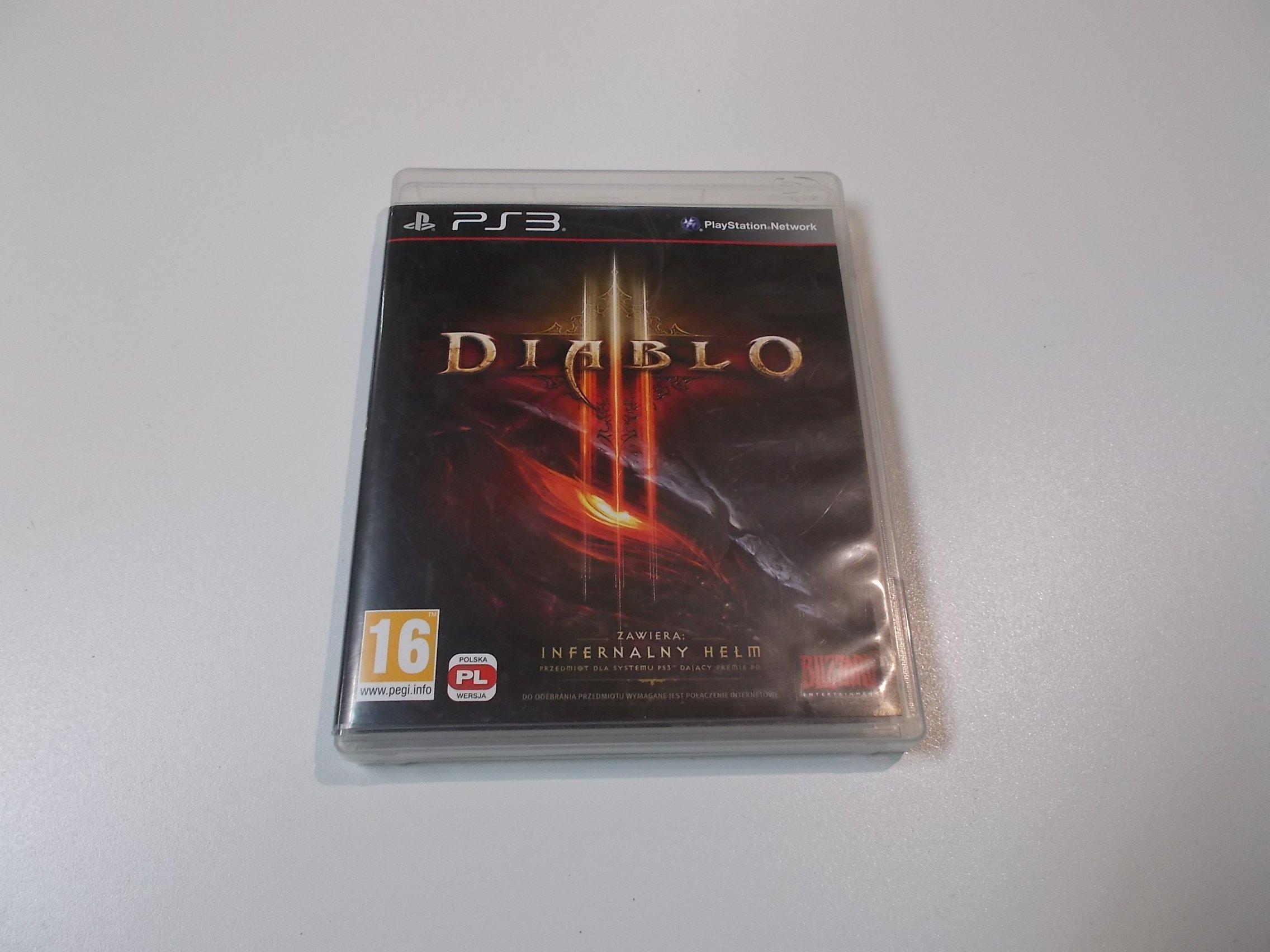 Diablo 3 - GRA Ps3 - Sklep