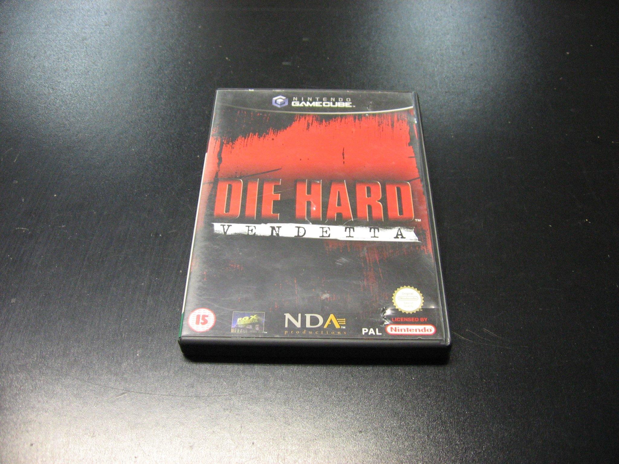 Die Hard Vendetta - GRA Nintendo GameCube Sklep
