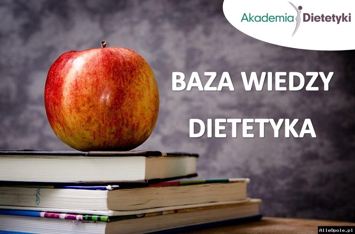 Dietetyka - baza wiedzy