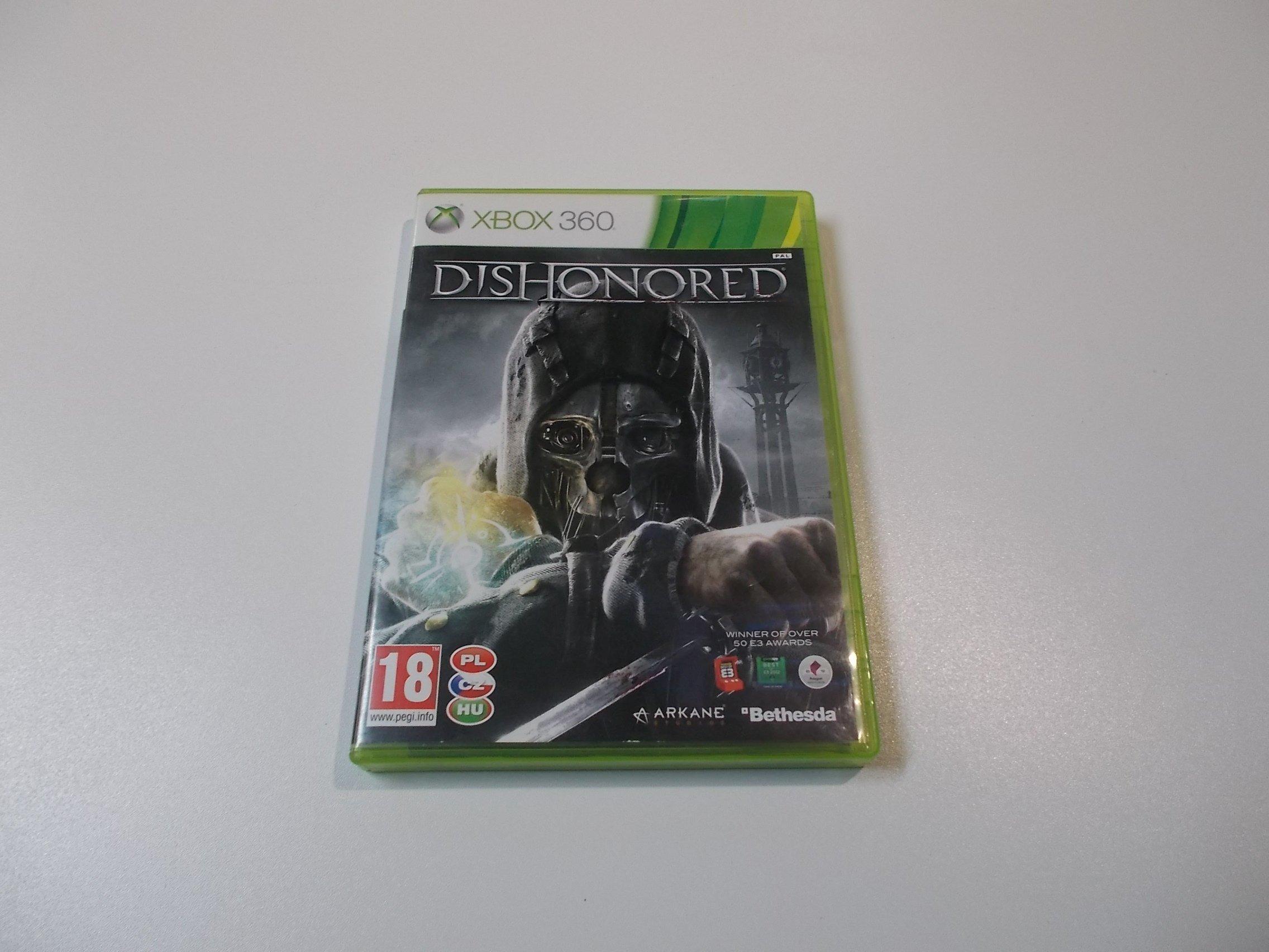 Dishonored - GRA Xbox 360 - Opole 0401