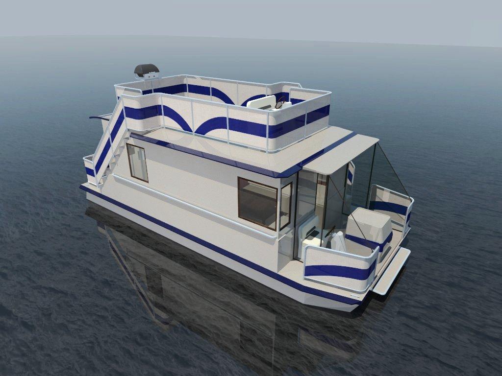 Dom na wodzie Aquaner 900