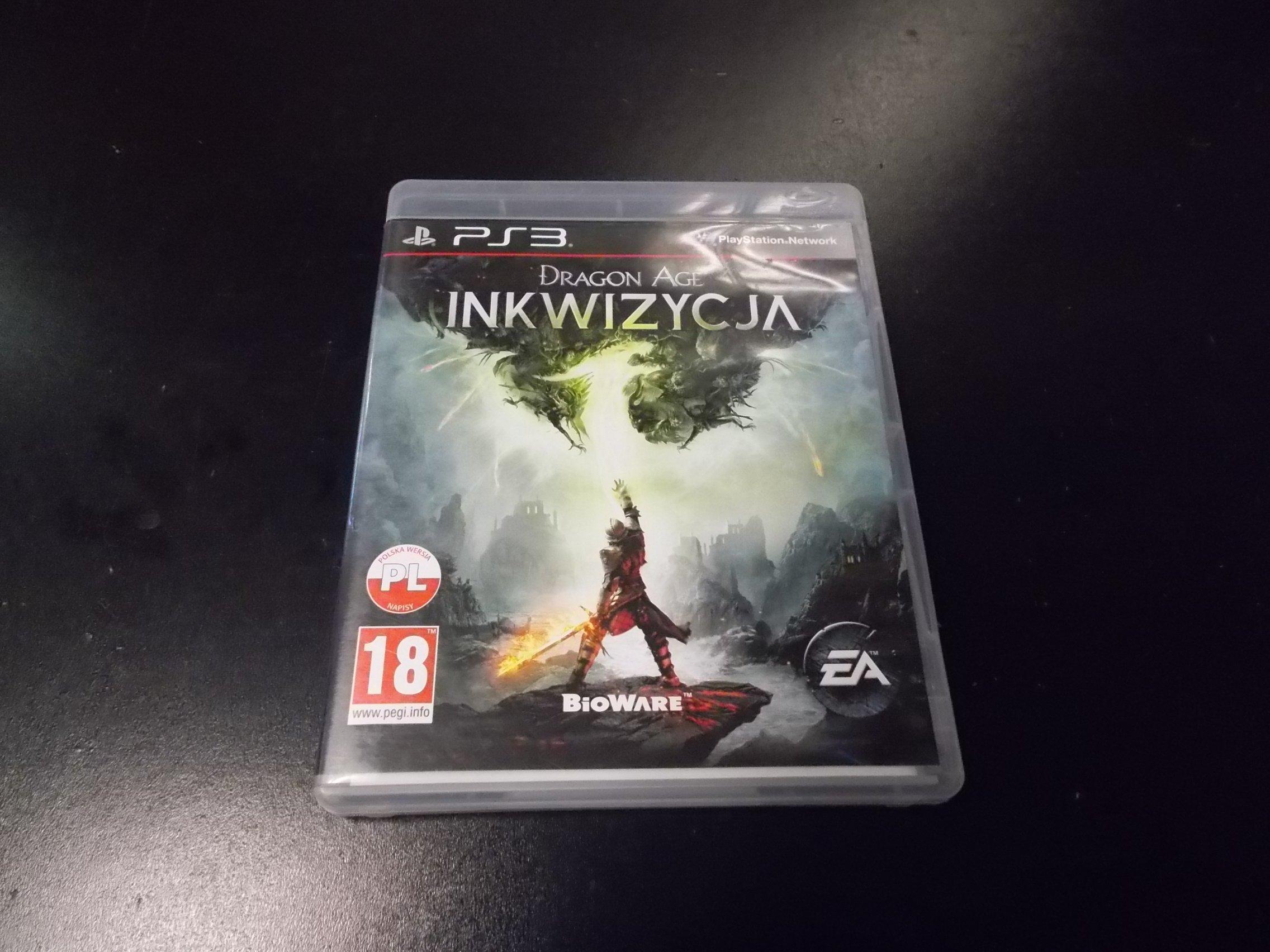 Dragon Age Inkwizycja - GRA Ps3 Sklep
