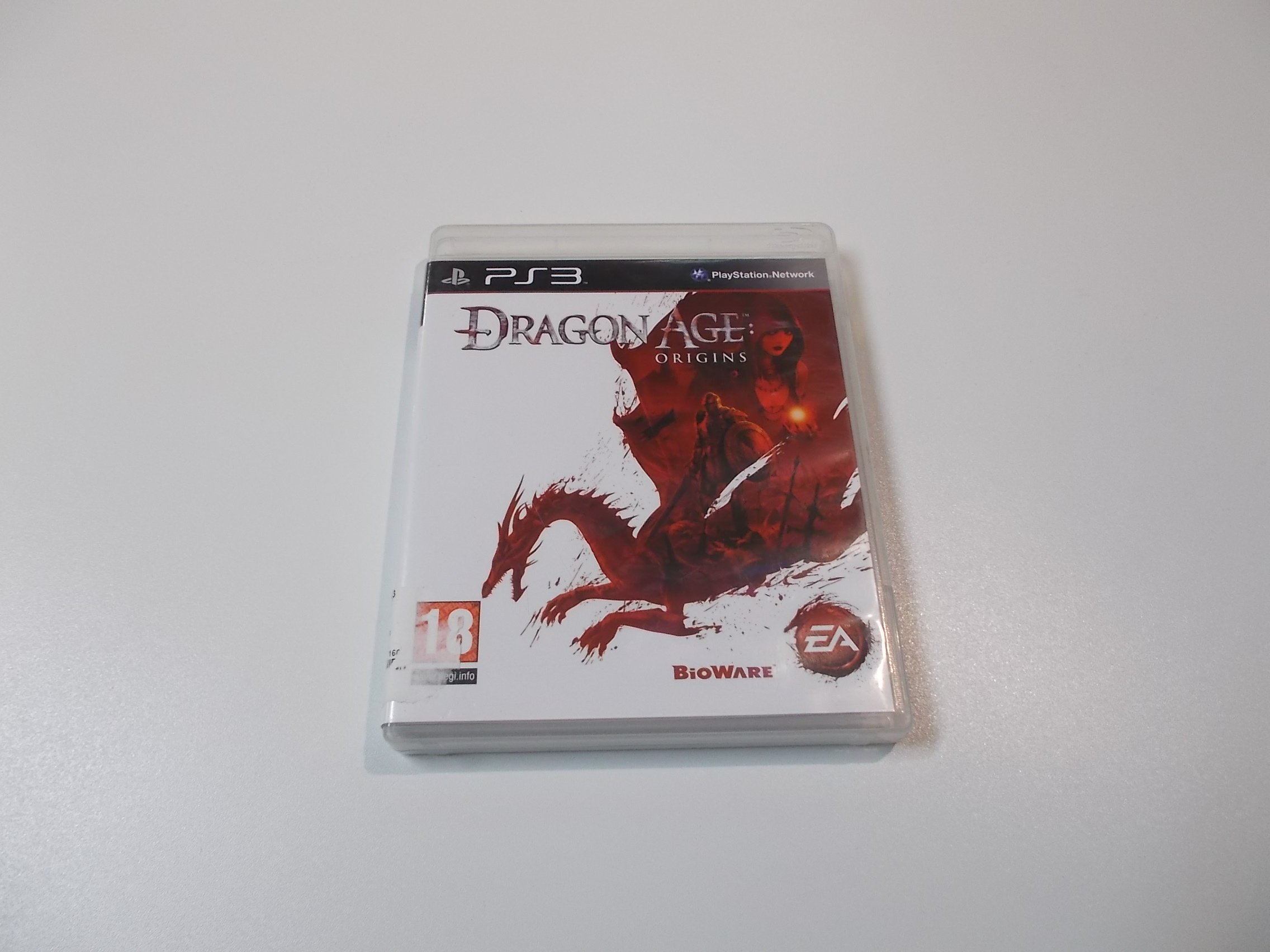Dragon Age Origins - GRA Ps3 - Sklep
