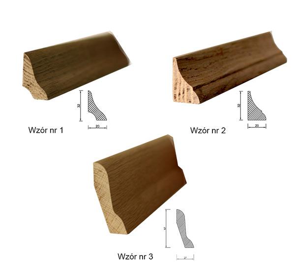 Drewniane listwy wykończeniowe, producent, współpraca